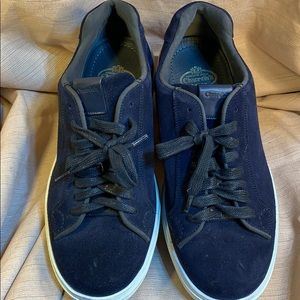 Church's leather sneakers handmade in England EUC